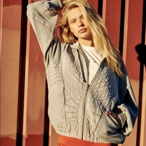 Free People Movement Juliet Quilted Jacket